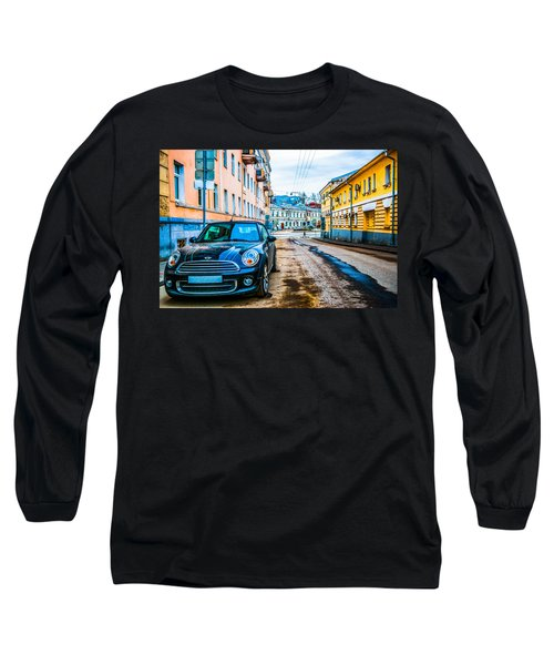 Old Lane Long Sleeve T-Shirt by Alexander Senin