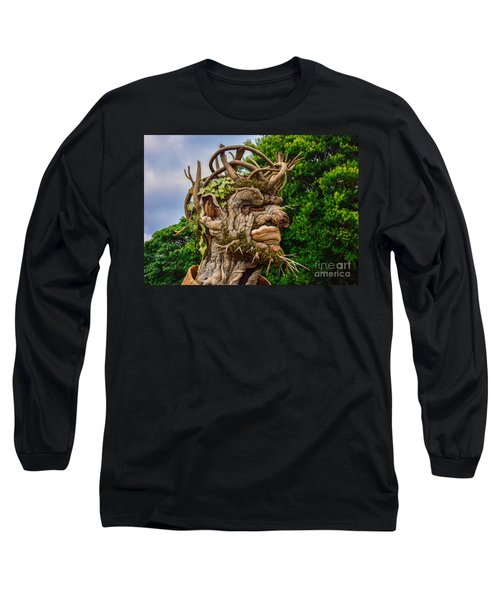 Old Man Winter Long Sleeve T-Shirt