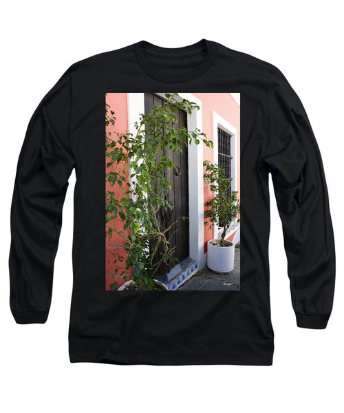 Old San Juan Long Sleeve T-Shirt