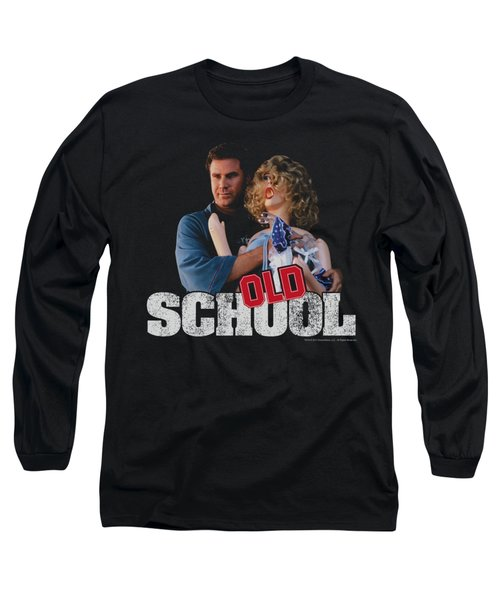 Old School - Frank And Friend Long Sleeve T-Shirt