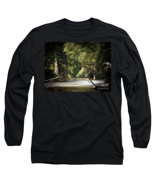 Old Stone Bridge Long Sleeve T-Shirt