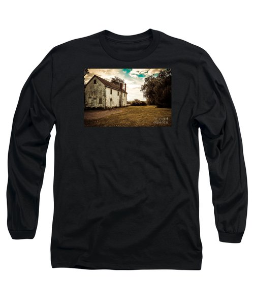Old Stone House Long Sleeve T-Shirt