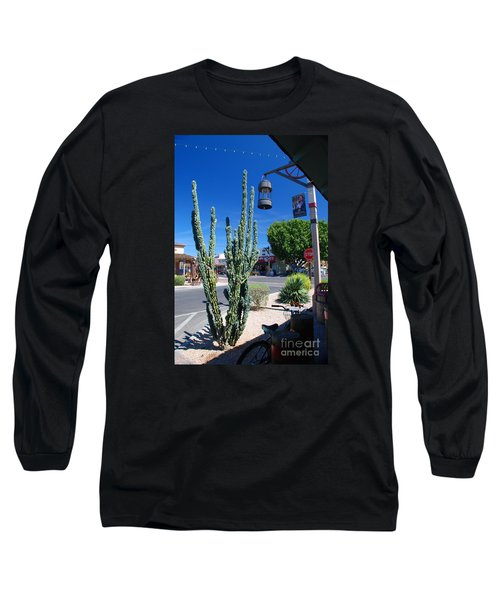 Old Town Cactus Long Sleeve T-Shirt