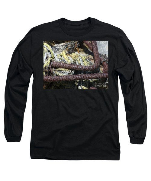 Old Trap Close-up Long Sleeve T-Shirt