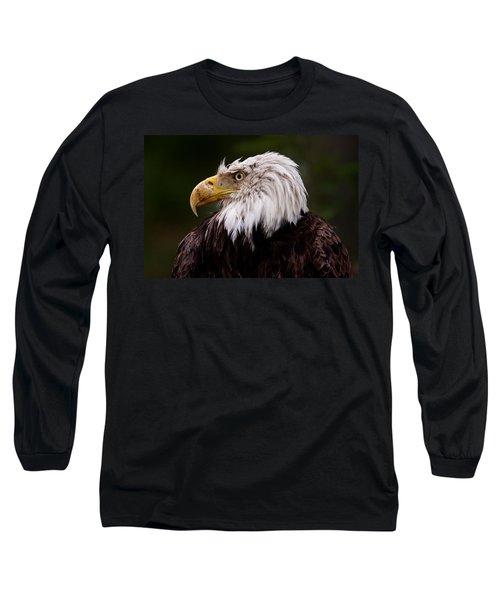 Old Warrior Long Sleeve T-Shirt