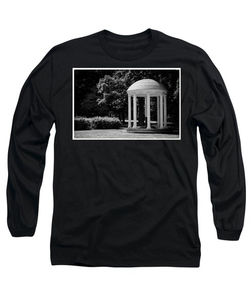 Old Well At Unc Long Sleeve T-Shirt