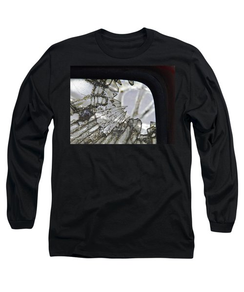 Old Wound Long Sleeve T-Shirt by Nick Kirby