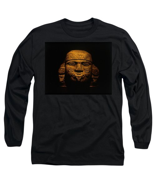 Olmeca Head Long Sleeve T-Shirt
