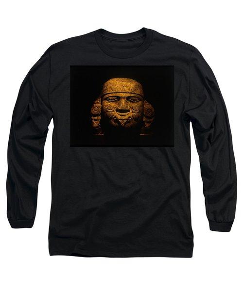Olmeca Head Long Sleeve T-Shirt