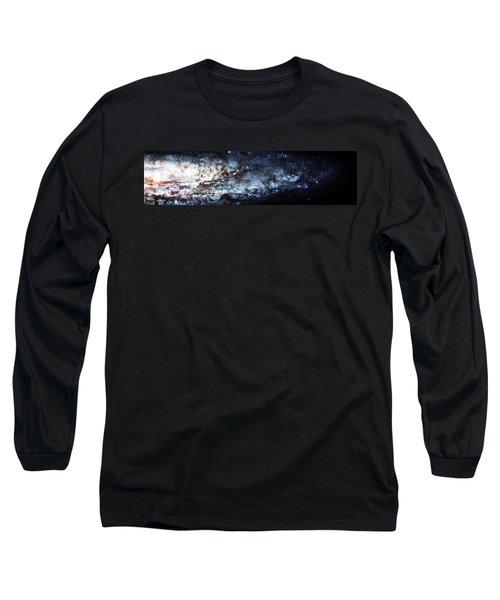 On The Galaxy Edge Long Sleeve T-Shirt