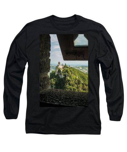 On The Inside Long Sleeve T-Shirt