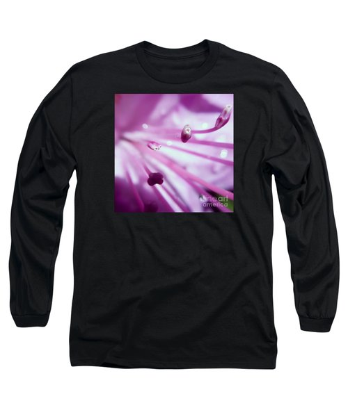 On The Inside Long Sleeve T-Shirt by Kerri Farley