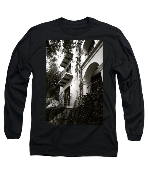 On The River Long Sleeve T-Shirt by Shawn Marlow