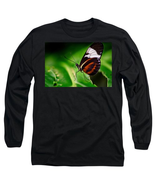 On The Wings Of Beauty Long Sleeve T-Shirt