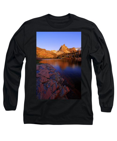 Once Upon A Rock Long Sleeve T-Shirt