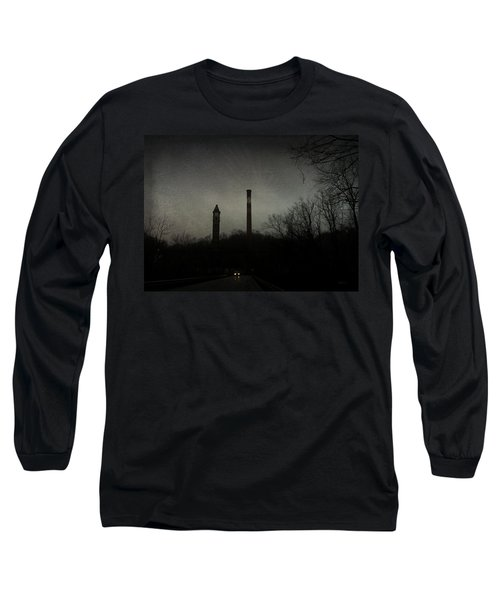 Oncoming Long Sleeve T-Shirt by Cynthia Lassiter