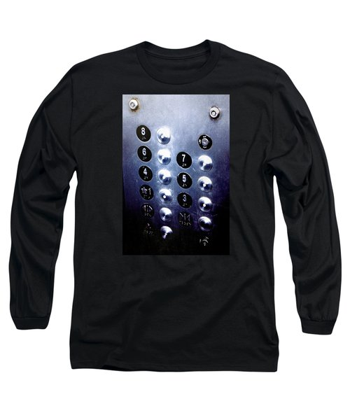 One Please... Long Sleeve T-Shirt by Trish Mistric