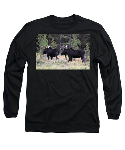 Only A Step Behind Long Sleeve T-Shirt