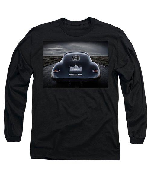 Open Road Long Sleeve T-Shirt by Douglas Pittman