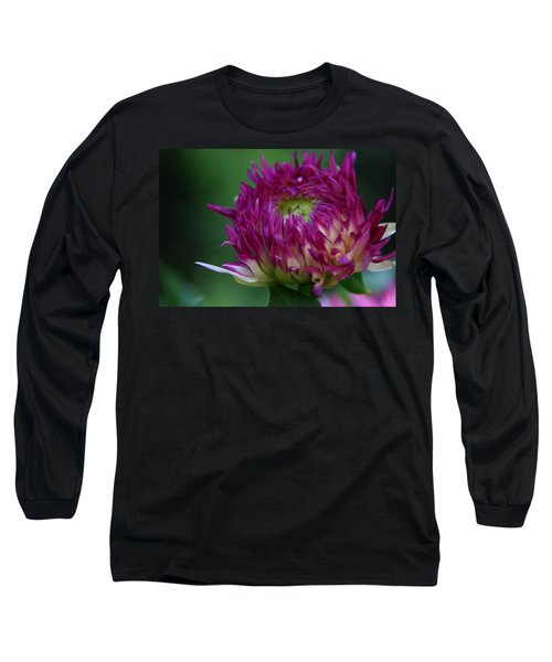 Long Sleeve T-Shirt featuring the photograph Opening Day by Denyse Duhaime