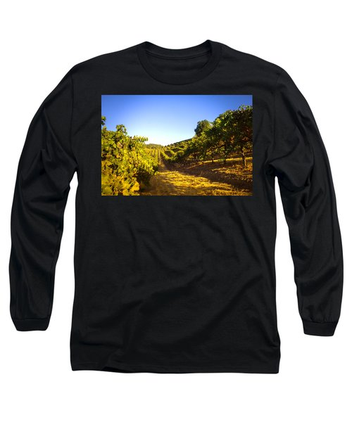 Opolo Winery Long Sleeve T-Shirt