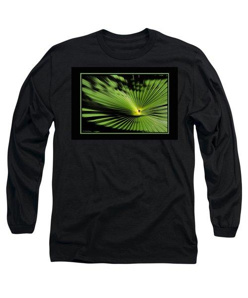 Optical Illusion Long Sleeve T-Shirt