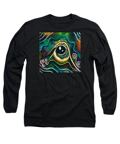 Optimist Spirit Eye Long Sleeve T-Shirt