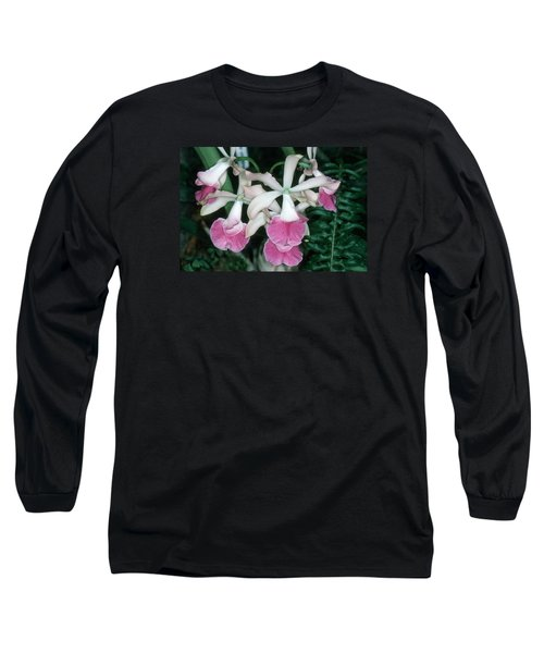 Orchid 17 Long Sleeve T-Shirt by Andy Shomock