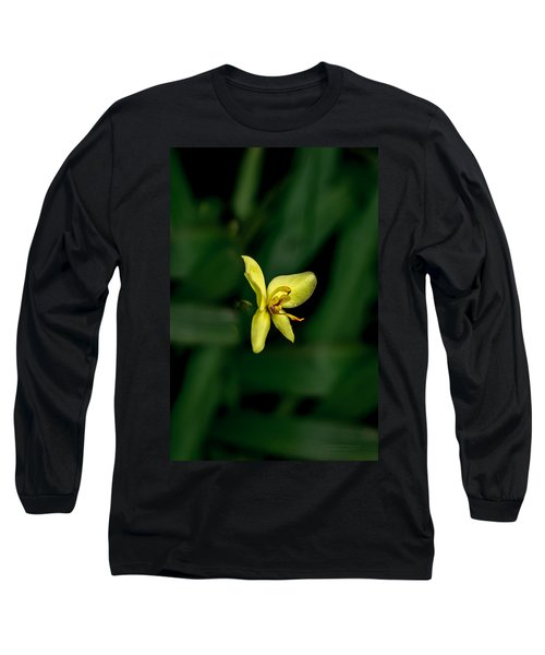 Orchid Suspense  Long Sleeve T-Shirt