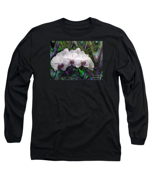 Long Sleeve T-Shirt featuring the photograph Balanchine Ballet by The Art of Alice Terrill
