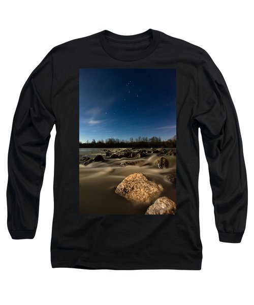 Orion Long Sleeve T-Shirt by Davorin Mance