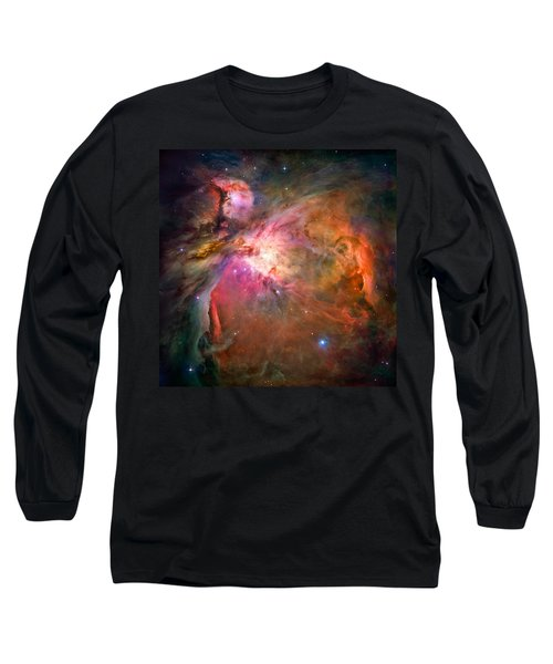 Orion Nebula Long Sleeve T-Shirt