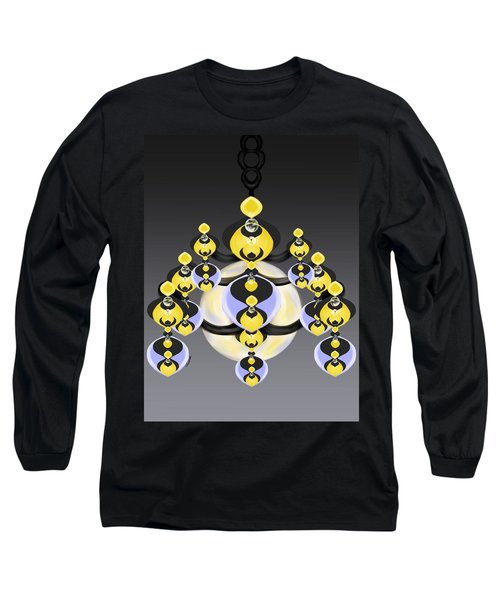 Ornamental Illumination Long Sleeve T-Shirt