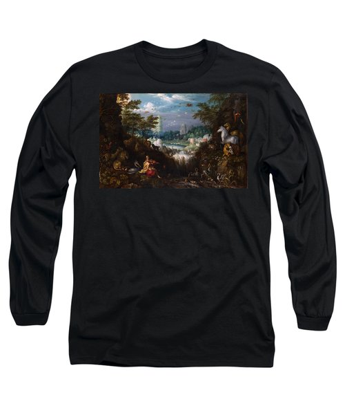 Orpheus Long Sleeve T-Shirt by Roelant Savery