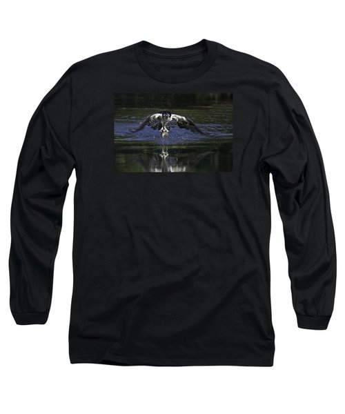Osprey Bird Of Prey Long Sleeve T-Shirt