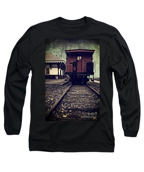 Other Side Of The Tracks Long Sleeve T-Shirt