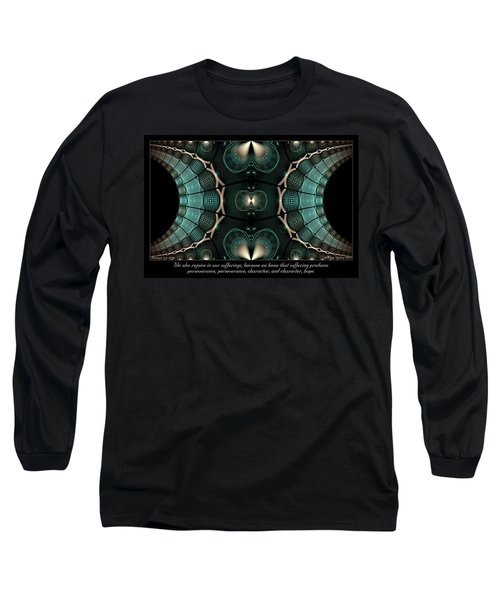Our Sufferings Long Sleeve T-Shirt