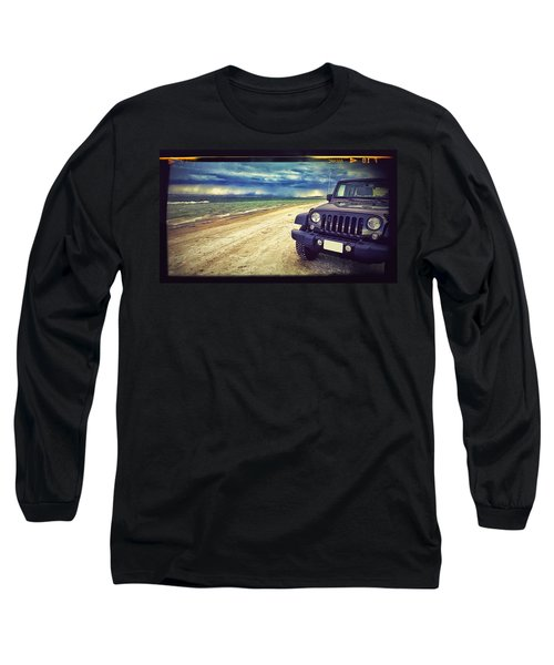 Out For A Play Long Sleeve T-Shirt