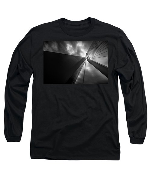Long Sleeve T-Shirt featuring the photograph Out Of Chaos A New Order by Mihai Andritoiu