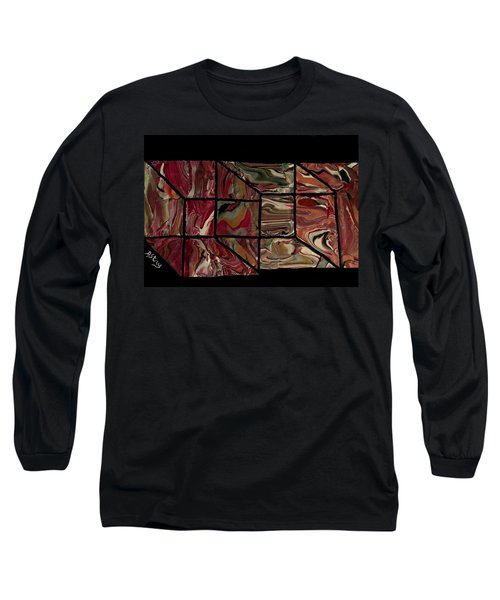 Outside The Box I Long Sleeve T-Shirt