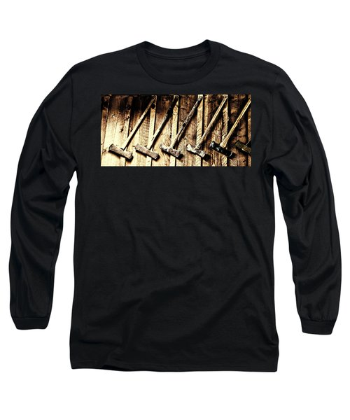 Nature Long Sleeve T-Shirt featuring the photograph Pick One by Aaron Berg
