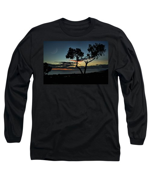 Pacific Evening Long Sleeve T-Shirt