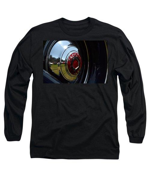 Long Sleeve T-Shirt featuring the photograph Packard - 2 by Dean Ferreira