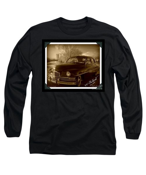 Packard Classic At Truckee River Long Sleeve T-Shirt by Bobbee Rickard