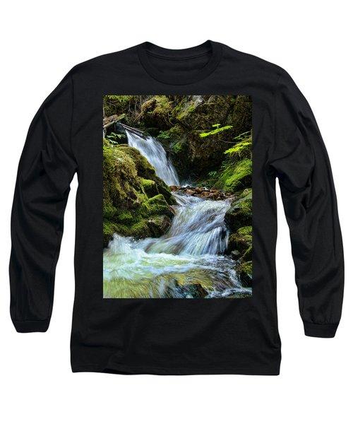 Packer Falls Vert 1 Long Sleeve T-Shirt