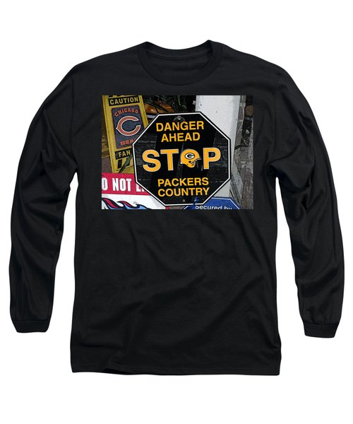 Packers Country Long Sleeve T-Shirt by Kay Novy