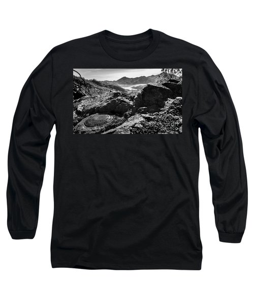 Packers Overlook Monochrome Long Sleeve T-Shirt