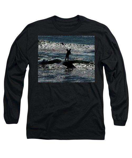 Paddleboard Dreams Long Sleeve T-Shirt