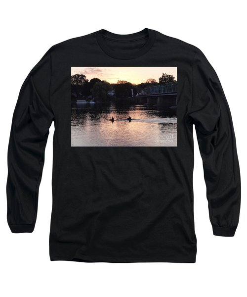 Paddling For Home Long Sleeve T-Shirt