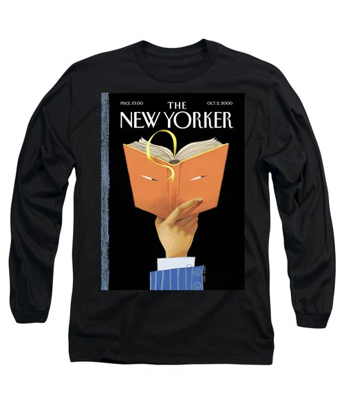 Page-turner Long Sleeve T-Shirt